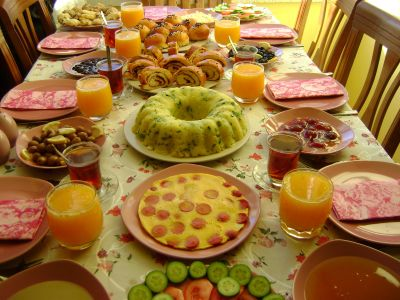 Cumartesi Kahvaltısı.