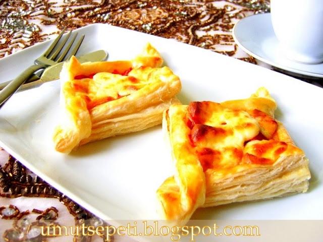 milföy börek,milföylü tarifler,değişik börekler,resimli börek tarifleri
