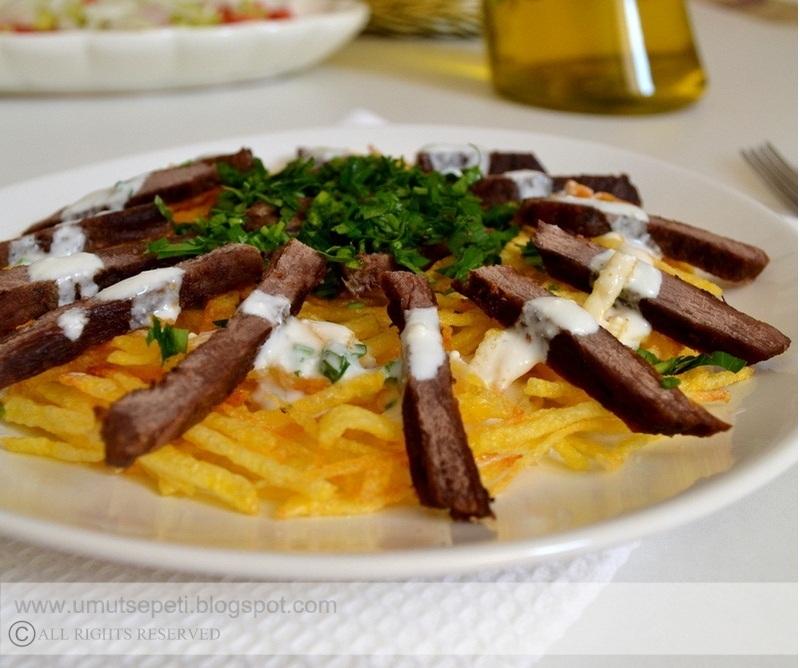 kebabp tarifleri,çökertme kebabı nasıl yapılır