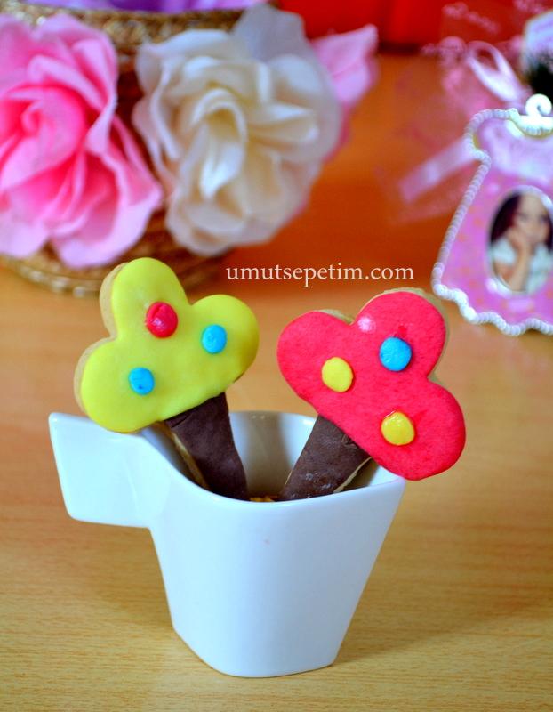 Dondurma  Kurabiye Tarifi :)