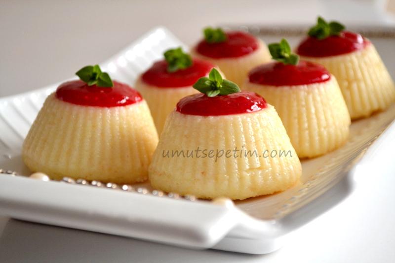 tatlı tarifleri,irmik tatlısı yapılışı,sütlü irmik tatlısı