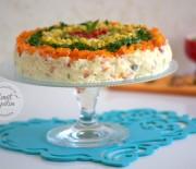 Yoğurtlu  Patates  Salatası  Tarifi