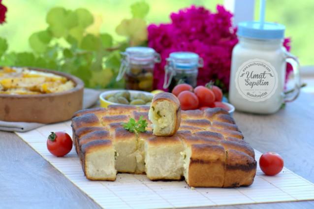 Peynirli  Dızmana  Böreği (Göçmen  Böreği) Tarifi