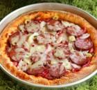 Peynir  Kenarlı  Pizza