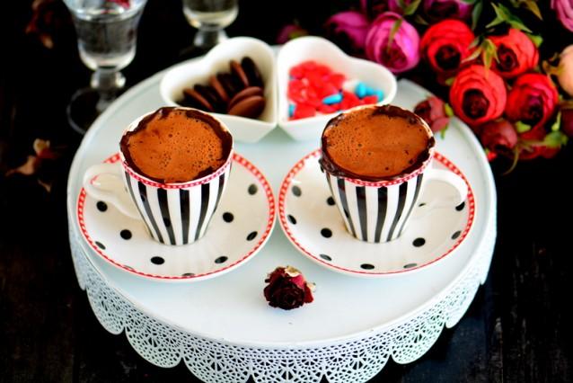Çikolatalı  Türk  Kahvesi  Tarif ( Videolu  Anlatım )