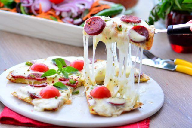 Tavada  Patates  Pizza  Tarifi
