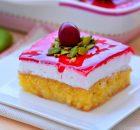 Trileçe  Pasta  Tarifi